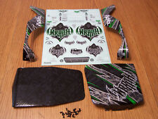 Axial Wraith Rock Racer Body Panels Screws & Decals Side Hood Roof Front AX90018