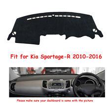 Dashboard Mat Carpet For Kia Sportage-R 2010-2016 Year Car Dashmat Sun Cover Pad