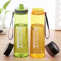 EE_ 1000ml Outdoor Sports Travel Camping Leakproof Water Bottle Kettle Drinkware