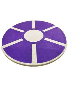 Day1 Wooden Balance Board Exercise Stability Trainer Wobble Wood Disc Rocker