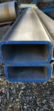 4in X 2in X 14in Wall Stainless Steel Square Tube 24in Piece