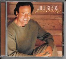 CD ALBUM 13 TITRES--JULIO IGLESIAS--NOCHE DE CUATRO LUNAS--2000