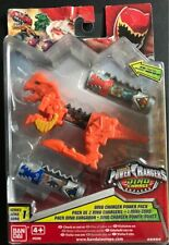 Power Rangers Dino Charge Charger Power Pack Orange 42262 Series 1