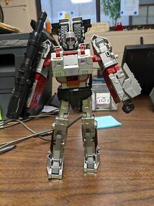 Masterpiece transformer Megatron Oversized