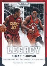 DeMar DeRozan 2017-18 Panini Contenders Draft Picks Legacy #7