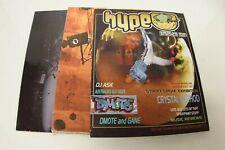 Pack Graffiti Magazine: HYPE 29 + ILEGAL SQUAD + CARPE DIEM 7