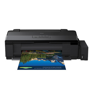 Epson Ecotank L1800 6 Color Borderless A3+ Photo ISO Print Speed 110V Printers