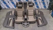 AUDI A6 C5 Allroad Complete Leather Interior / Seats Door Cards & Steering Wheel