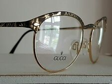 Rare Vintage Gucci GG 2234 Cateye Style Eye Wear by Safilo Made in Italy
