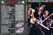 Bruce Springsteen 1981 Forum in Montreal, Canada 2 DVD