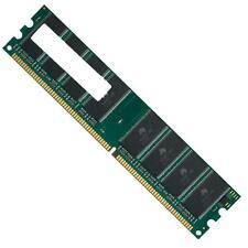 1x 1024MB 1GB DDR PC RAM Speicher 400MHz PC-3200U PC400 CL3 Arbeitsspeicher