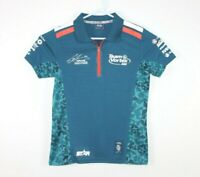 Team Vortex 888 Racing Supercars Craig Lowndes Ladies Team Polo Shirt Size 10