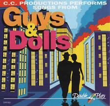 GUYS & DOLLS - CD