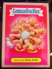 Garbage Pail Kids 2014 Series 2 #70b Rollin' Roland SILVER NrMint-Mint