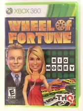 Wheel of Fortune (Microsoft Xbox 360, 2012) - BRAND NEW FACTORY SEALED - RARE