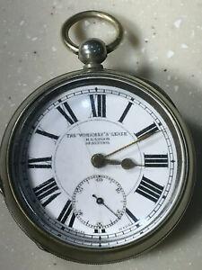 Achille Gold Coloured Pocket Watch