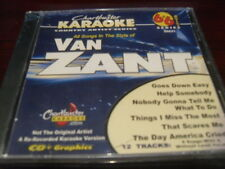 CHARTBUSTER 6+6 KARAOKE DISC 20621 VAN ZANT CD+G COUNTRY MULTIPLEX