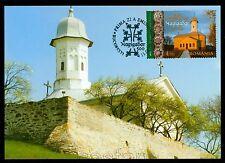 2012 Hagigadar Armenian Monastery,Miracles Church,Romania-Armenia,6644,maxicard