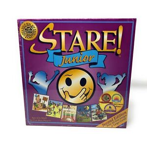 Stare! Junior Game Second Edition With All New Images & Larger Cards!