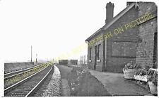 Moreton on Lugg Railway Station Photo. Hereford - Dinmore. Leominster Line. (3)