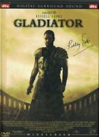 COFFRET 2 DVD GLADIATOR RUSSELL CROWE