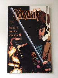 Gambit Graphic Novel TPB Marvel Comics X-Men July 1995 Mackie Weeks Janson BIN
