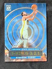 2019-20 Panini Donruss Optic Basketball T-Minus 3,2,1 #6 Stephen Curry Warriors