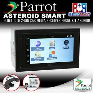 Parrot Asteroid Smart Apps/Navigation/Multimedia & Hands-Free 2DIN Car Radio