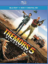 Tremors 5: Bloodlines  Blu Ray  T09