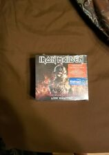 Iron Maiden The Book of Souls The Live Chapter Limited Edition Walmart Exclusive