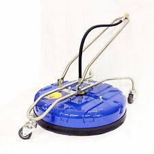VT62-420 Rotary Floor Cleaning Tool Flat Surface Cleaner 420mm 18""