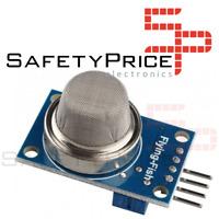 MQ-8 modulo sensor gas HIDROGENO detector Arduino hydrogen h2 alarma