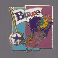 1996 Paralympic Cycling Pin Atlanta Olympic Blaze Mascot