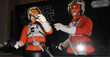 Star Wars Luke Snowspeeder Pilot Deluxe Mini Bust by Gentle Giant