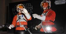 Star Wars Luke Snowspeeder Pilot Deluxe Mini Bust by Gentle Giant
