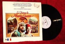 OST THE RETURN OF MARTIN GUERRE / JULIA 1983  DRG  VG++