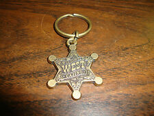 "Wild Wild West Casino---Keychain---Park Place---1 1/2"""