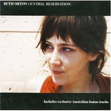 BETH ORTON Central Reservation CD NEW Australian Edition Bonus Tracks