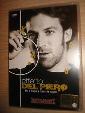 DVD EFFETTO DEL PIERO ALESSANDRO ALEX  FC JUVENTUS JUVE SIDNEY CALCIO
