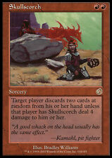 MTG SKULLSCORCH EXC - BRUCIATESCHIO - TOR - MAGIC