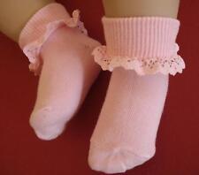 (Nr.0Sor22b) 10-12 cm Zuckersüße kleine Söckchen BABYSOCKEN SOCKEN  in rosa