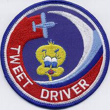 F-115 Tweet Driver - Tweety Bird BC Patch Cat. No. C5265