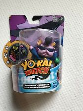 NEW! YO KAI WATCH Medal Moments Baddinyan Figure & Medal