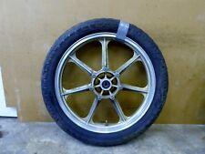 1982 Kawasaki KZ1100 Spectre K593. front wheel rim 19in