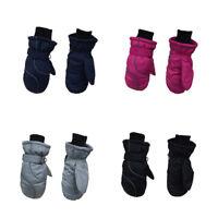 Kids Boy Girls Snow Ski Gloves Childs Toddler Winter Thick Sports Mittens Warmer