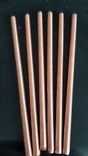 Spot welder carbon rods, pack of 5