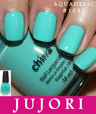 China Glaze Nail Polish - Aquadelic - 14ml - Electropop Collection #1032