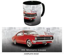 MONARO HK GTS 327 CAR COFFEE MUG  HOLDEN MONARO HK COFFEE MUG
