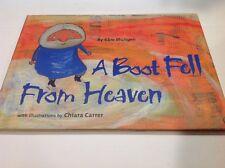 A Boot Fell from Heaven by Kare Bluitgen (2002, Hardcover)