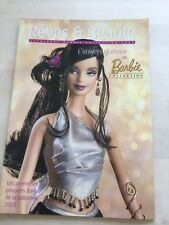 2003  BARBIE CATALOGUE CATALOG BOOKLET  MATTEL FRANCE  ORIGINAL